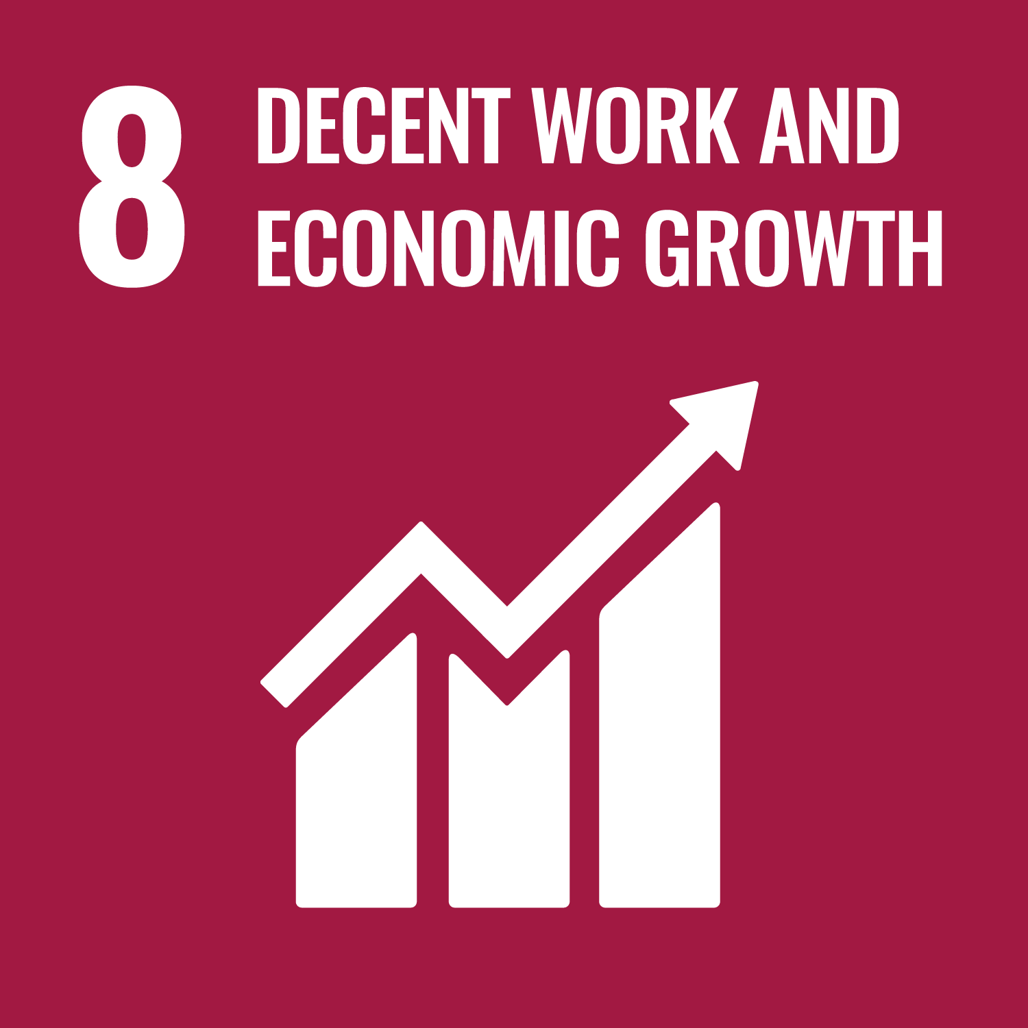 Sustainable Development Goal 8. Promote inclusive and sustainable economic growth, employment and decent work for all.