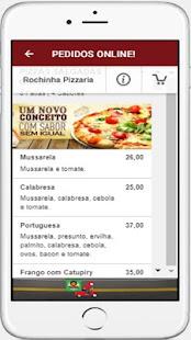 Rochinha Pizzaria for PC-Windows 7,8,10 and Mac apk screenshot 2