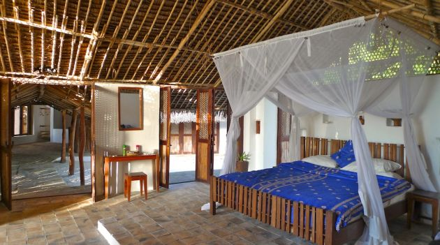 The Papa Suite at Quirimbas National Park