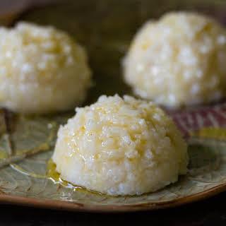 Jasmine Rice Dessert Recipes.