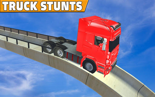 Download Mega Ramp Truck Stunts MOD APK 4