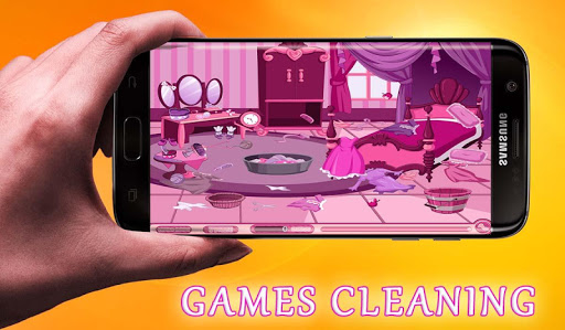 Cleaning House Princess Games 3.0.0 screenshots 5