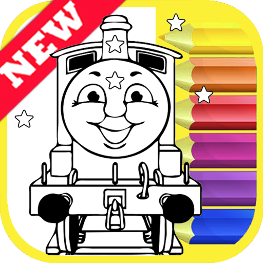 App Insights: How Draw Coloring for Thomas Train Friends by