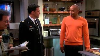An Officer and a Dental Man