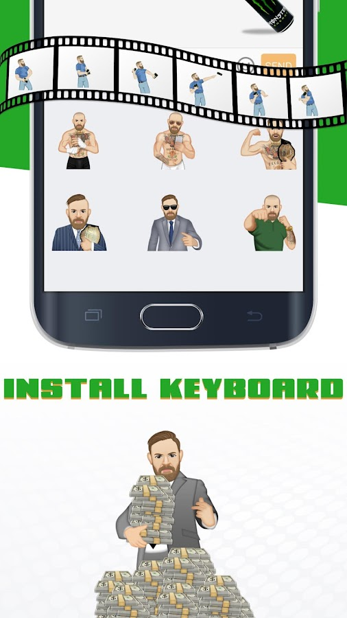 macmoji by conor mcgregor   android apps on google play