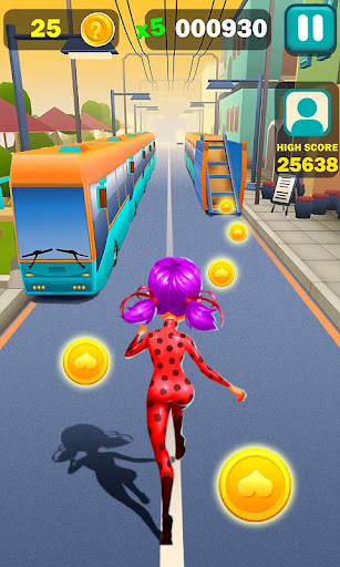 Ladybug Adventure Run for PC