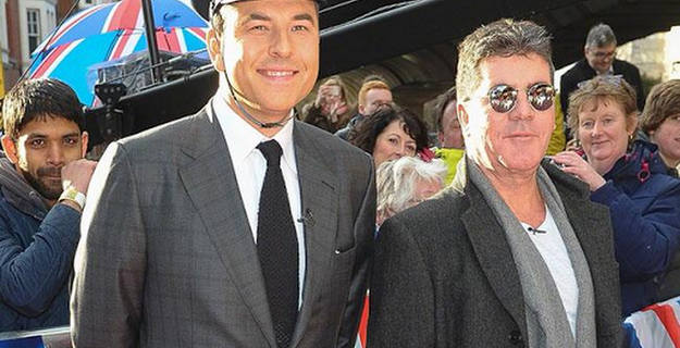 Simon Cowell: David Walliams is like a 'big dog'