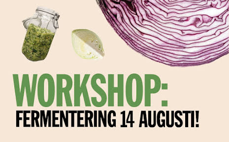 Fermenteringskurs på ETC Solpark 14 augusti