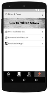 How To Publish A Book - náhled