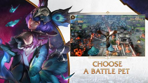Era of Legends - Fantasy MMORPG in your mobile 1.0.10 APK MOD screenshots 2