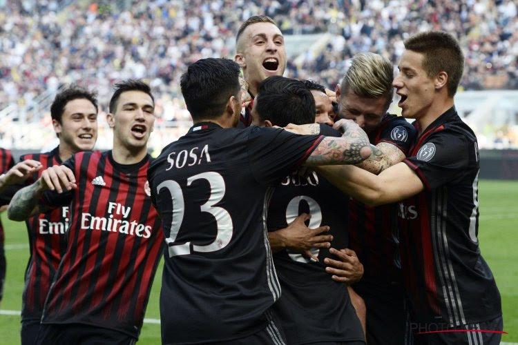 Nouvelle recrue à l'AC Milan !