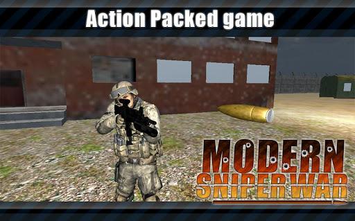 玩免費動作APP|下載现代狙击战:突击队 app不用錢|硬是要APP