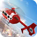 Police Aviation Helicopter Rescue icon