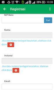 1 e-PUPNS App screenshot