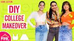 Budget Makeover Challenge For College Girls Ft. Anushka Sharma