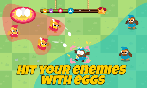 Egg.io – Chicken Battle on the Farm 2