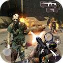 Dead Zombie Shooting Target 3D icon