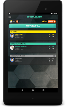 Futboleando apk screenshot