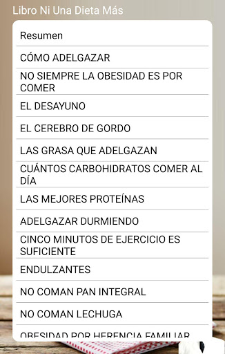 Ni Una Dieta Mas screenshots 4