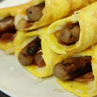 Sausage And Egg Breakfast Wrap Recipes.