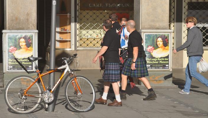orgoglio Scottish  di Dario Marzanni