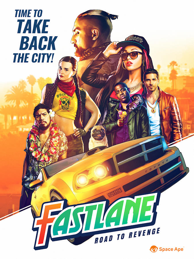 The Agent Reviews a Game – Fastlane: Road To Revenge | The Awkward ...