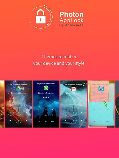 Photon AppLock 1.3 screenshots 6