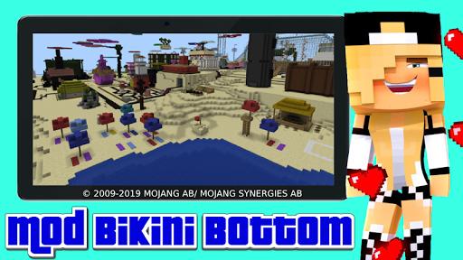 Mod bikini bottom apkmr screenshots 4