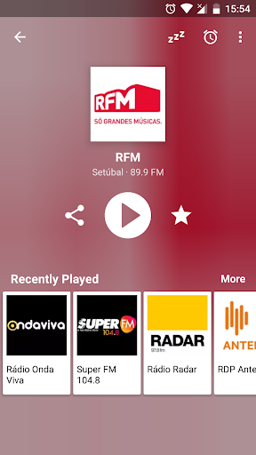 Radio FM Portugal 8.4.3 screenshots 2