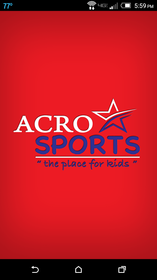 AcroSports Kids Center- screenshot