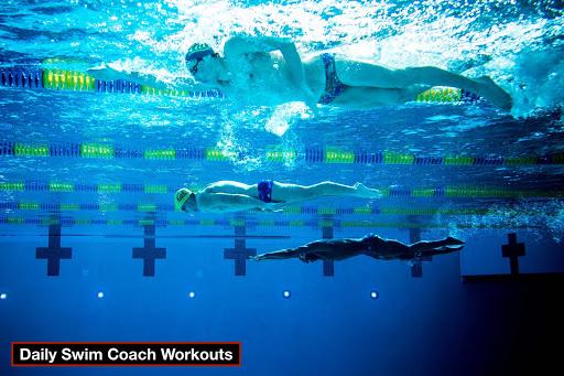 Daily Swim Coach Workout #499