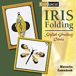 Photo: Iris Folding Stylish Greeting Cards Gaasenbeek & Beauveser Forte Uitgevers 2005 Paperback 32 pp ISBN 9058776301
