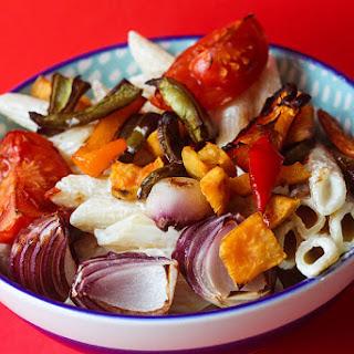 Roast Veggie Pasta Salad Recipe