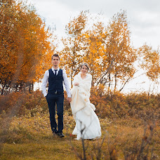 Wedding photographer Vadim Beregovoy (Vadimka555). Photo of 18.11.2016