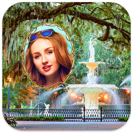 Fountain Photo Frames (app)