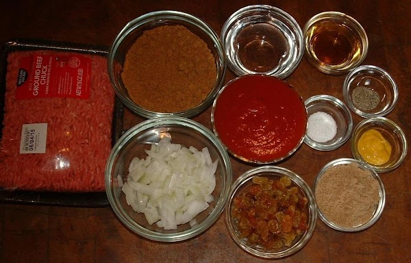These are the ingredients needed to make this tasty recipe. This picture is compliments...