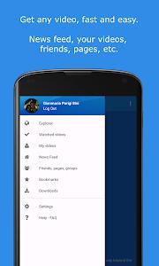 MyVideoDownloader Beta for Facebook 3.5.8