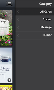 LINE Greeting Card- screenshot thumbnail