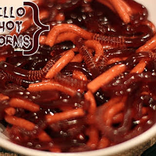 {Recipe} Jello Shot Worms.