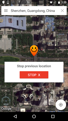 Fake GPS Location - Hola  screenshots 3