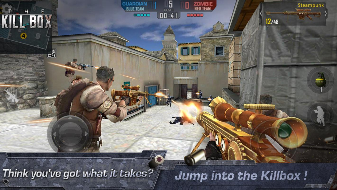 The Killbox: Arena Combat– captură de ecran