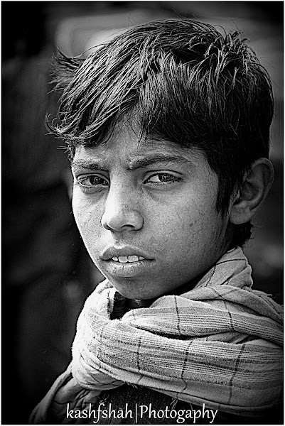 """Photo: """"The income generated by working children in Pakistan seems more than the total budget of the Ministry of Education. """""""