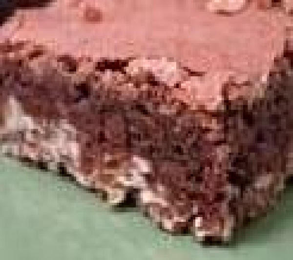 Roger's Two-tone Brownies Recipe