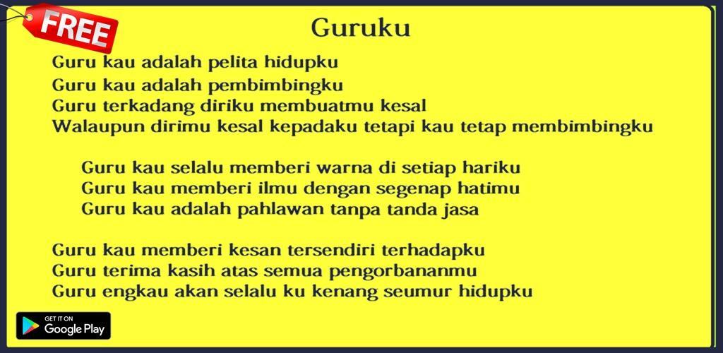 Download Kumpulan Puisi Untuk Guru Lengkap Apk Latest