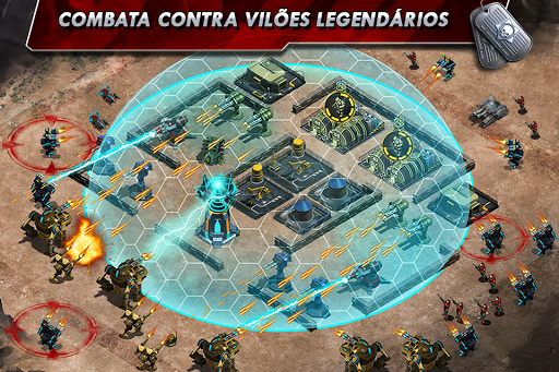 Alliance Wars: Guerra Aliança