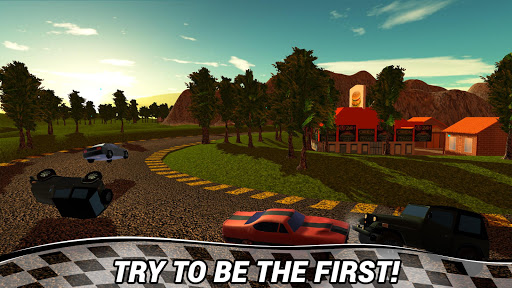 Drive To The Finish - Racer 2