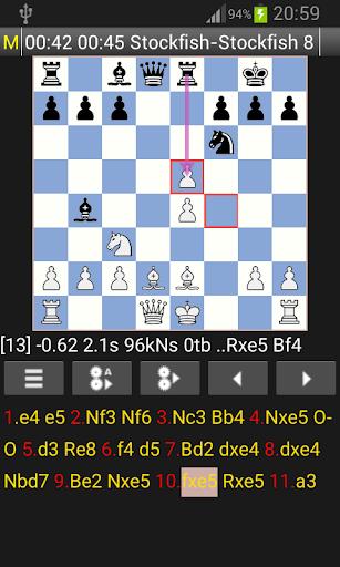 Chess Engines Play Analysis 0.7.9 screenshots 3