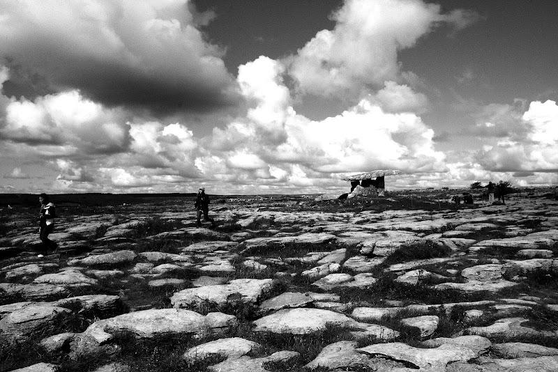 Nubi in Irlanda di Andrea F