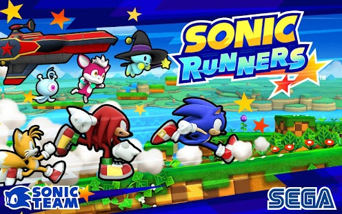 Sonic Runners Screenshot 5