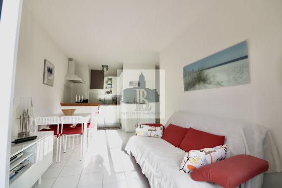 Vente appartement 2 pièces 31,74 m2